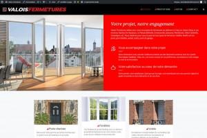 Site internet et conception graphique.