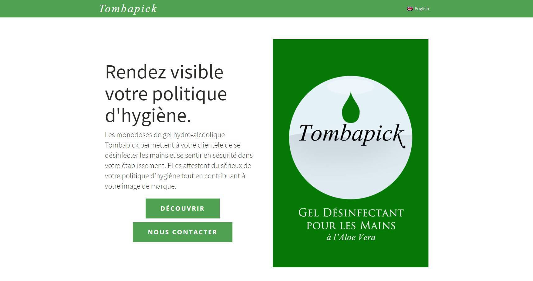 Tombapick